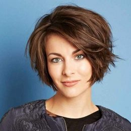 The latest guidelines to cut a stacked bob